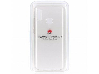 Pouzdro Huawei 51992894 P Smart 2019 transparent
