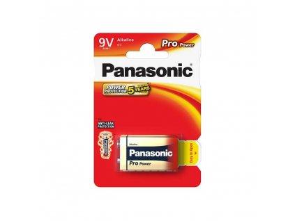 Panasonic baterie 6LR61/9V Pro Power