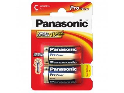Panasonic baterie LR14 Pro Power 2ks
