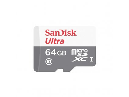 Sandisk Micro SDXC 64GB Class 10 / UHS-I / 80Mb/s