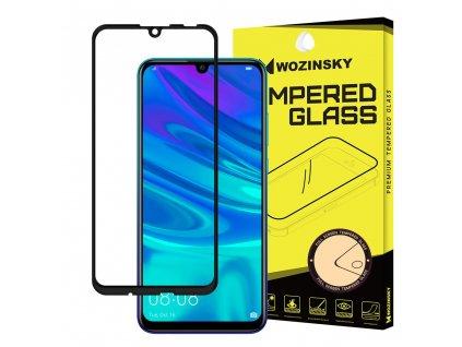 Wozinsky Full Glue tvrzené sklo Huawei P Smart 2019, zakřivené černé 7426825362650