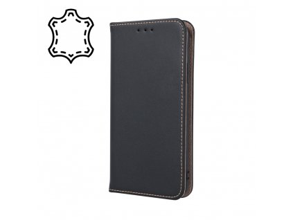 Pouzdro Smart PRO, kožené Samsung J610 Galaxy J6 Plus 2018 černé