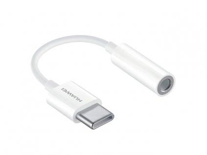 Huawei CM20 redukce USB-C / 3,5mm jack bílá