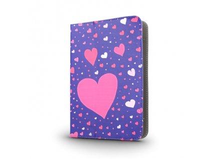 """Hearts Case univerzální pouzdro na tablet 9""""-10"""""""
