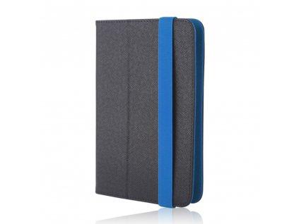 """ORBI univerzální pouzdro na tablet 7-8"""" černá / modrá"""