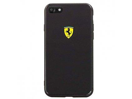 "Ferrari kryt pro iPhone 7 / iPhone 8 (4,7"") černý, FESACHCI8BK"
