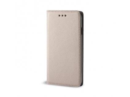 Pouzdro Smart Magnet pro Nokia 9 Pure View zlaté