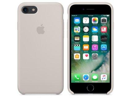 """Apple MMWR2ZM/A pouzdro iPhone 7/8 (4,7"""") šedé (volně, rozbaleno)"""