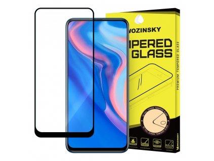 Wozinsky Full Glue tvrzené sklo Huawei P Smart Z, zakřivené černé 7426825372154