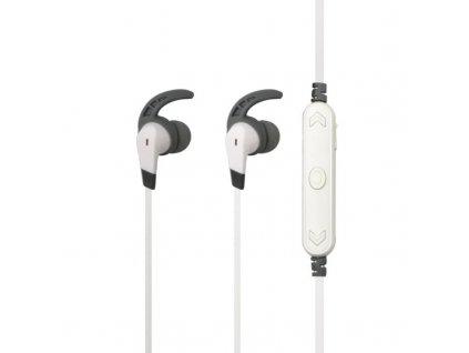 Remax RB-S25 sportovní bezdrátové bluetooth sluchátka bílé