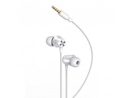 Baseus Encok H13 headset sluchátka bílé NGH13-02