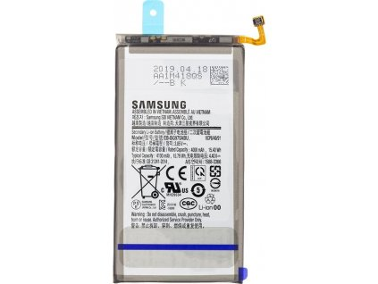 SAMSUNG baterie EB-BG975ABU Samsung Galaxy S10 Plus (G975) - 4100 mAh (bulk)