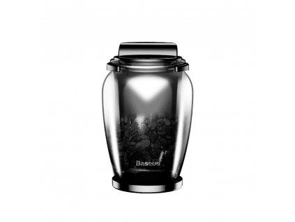 BASEUS Zeolite osvěžovač vzduchu do auta - černý AMROU-01