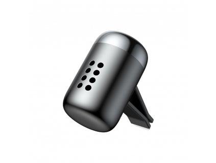 BASEUS Little Fatty osvěžovač vzduchu do auta černý SUXUN-PDA01