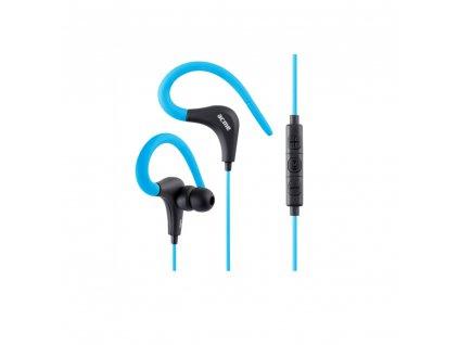 ACME Europe sportovní handsfree sluchátka 3,5mm jack modré