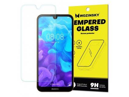 Wozinsky ochranné tvrzené sklo pro Huawei Y5 2019 (9H, 0,26mm) 7426825370846