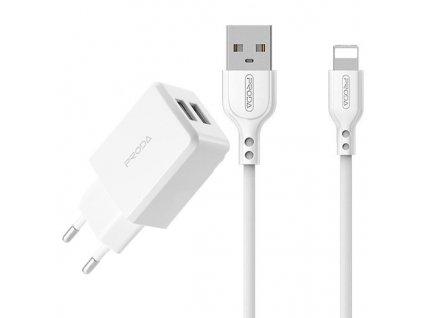Proda PD-A22 nabíječka (2,1A) + kabel iPhone lightning