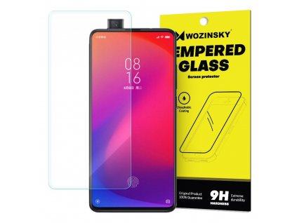Wozinsky ochranné tvrzené sklo Xiaomi Mi 9T PRO / Mi 9T (9H 0,26mm) 7426825371836