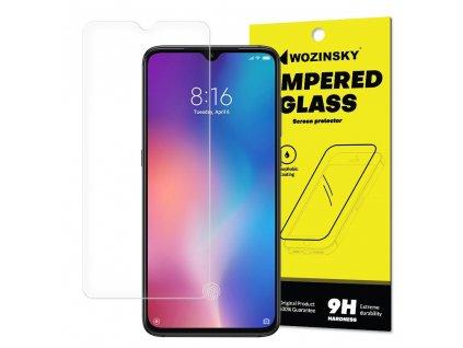 Wozinsky ochranné tvrzené sklo Xiaomi Mi 9 Lite / Mi CC9 (9H 0,26mm) 7426825373007