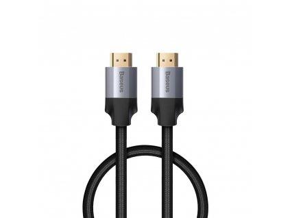 Baseus Enjoyment kabel 4K HDMI-HDMI / 1m / šedý