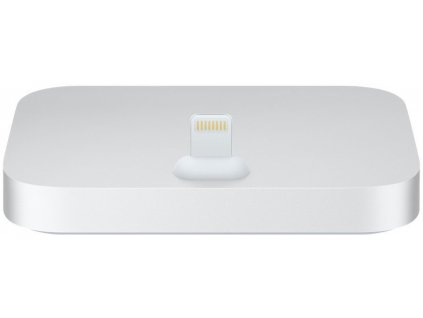 Apple ML8J2ZM/A Lightning Dock silver