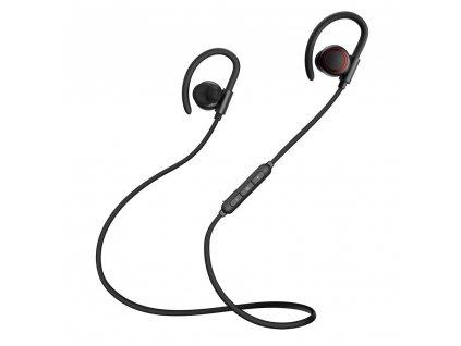 Baseus S17 sportovní bezdrátové bluetooth sluchátka černé NGS17-01