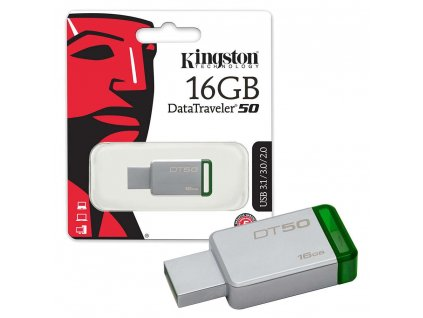Kingston DT50 USB Flash disk 16GB / USB 3,0