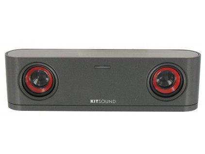 Reproduktor Kitsound X3SPK 3,5mm jack univerzální šedý