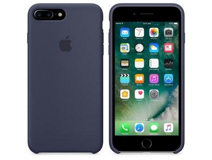 """Apple MMQU2ZM/A pouzdro iPhone 7 Plus / 8 Plus (5,5"""") modré (blister)"""