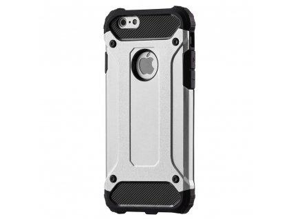 """Hybrid Armor Case odolné pouzdro pro iPhone 6/6S (4,7"""") stříbrné"""