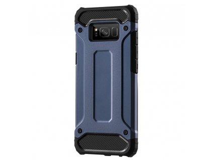Hybrid Armor Case odolné pouzdro pro Samsung G955 Galaxy S8 Plus modré