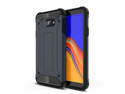 Hybrid Armor Case odolné pouzdro pro Samsung J415 Galaxy J4 Plus 2018 modré