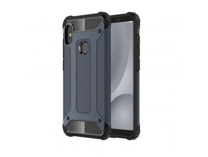 Hybrid Armor Case odolné pouzdro pro Xiaomi Mi A2 Lite / RedMi 6 PRO modré