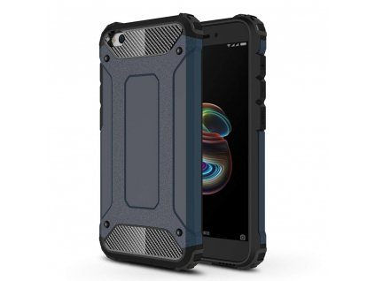 Hybrid Armor Case odolné pouzdro pro Xiaomi RedMi GO modré