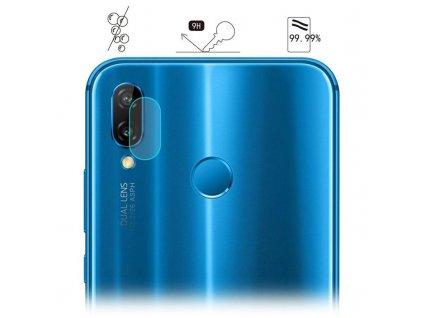 9H ochranné tvrzené sklo na kameru pro Huawei P20 Lite 5900495801302
