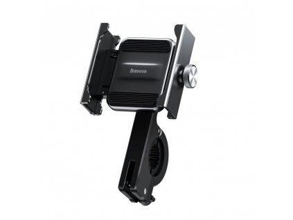 Baseus Knight univerzální držák mobilu na kolo / motocykl černý CRJBZ-01
