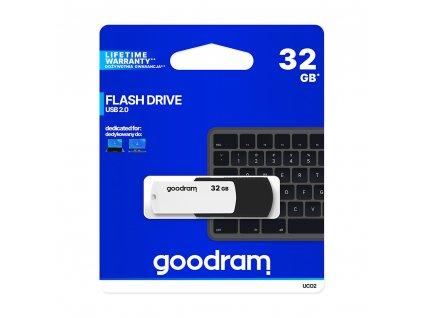 Goodram UCO2-0320KWR11, 32GB flash disk / USB 2.0