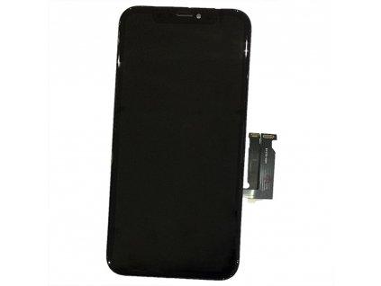 LCD displej + dotyková deska iPhone XR service pack black - OEM NÁHRADNÍ DÍL