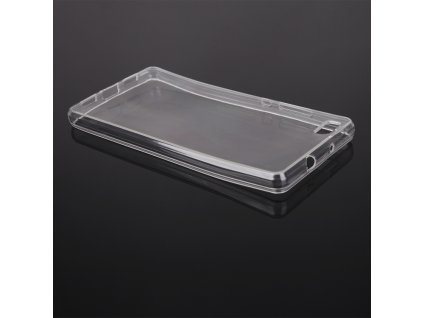 Pouzdro Ultra Clear Gel pro Huawei P8 Lite (ALE-L21)