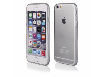 "Pouzdro Ultra Clear Gel pro iPhone 6 / 6S (4,7"")"