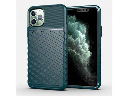 Pouzdro Thunder Case pro iPhone 11 PRO MAX zelené
