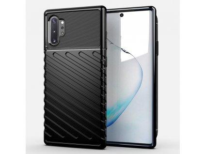 Pouzdro Thunder Case pro Samsung N975 Galaxy NOTE 10 Plus černé