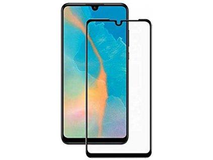 9H / 5D ochranné tvrzené sklo pro Huawei P30 Lite, černé 5900495750679