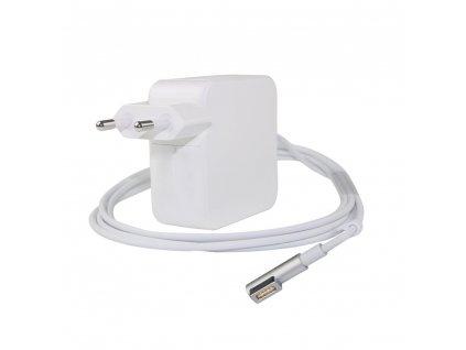 Akyga nabíječka pro MacBook s konektorem Magsafe 85W / 18,5V / 4,6A / 1,7m