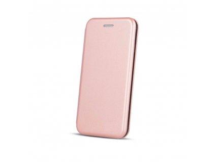 Pouzdro Smart Diva pro Samsung J510 Galaxy J5 2016 rosegold