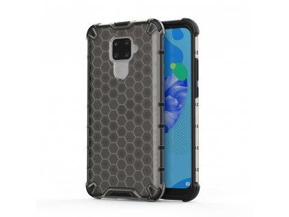 HoneyComb Armor Case odolné pouzdro pro Huawei Mate 30 Lite / Nova 5i PRO černé