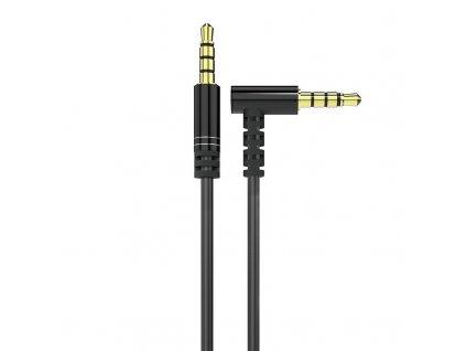 Dudao L11 Aux kabel 3,5mm jack / 3,5mm jack / 1m černý