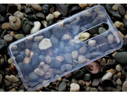 Pouzdro Ultra Clear Gel pro Nokia 5.1 Plus
