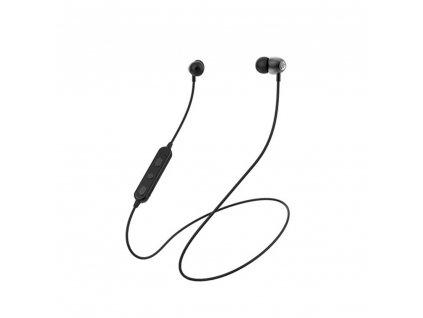 XO BS15 sportovní bezdrátové bluetooth sluchátka černé