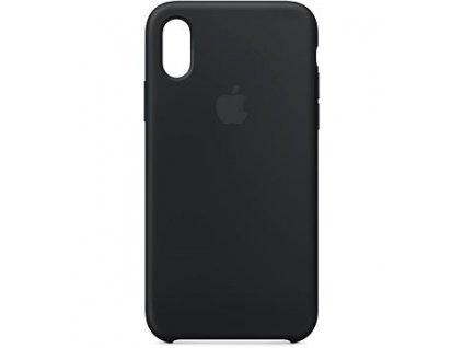 Apple MRW72ZM/A pouzdro iPhone X / Xs černé (volně, rozbaleno)